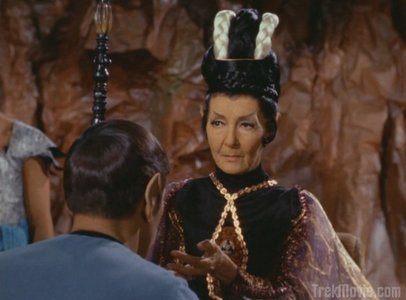 "Give the Correct Response! - ""Live long and prosper, Spock"""