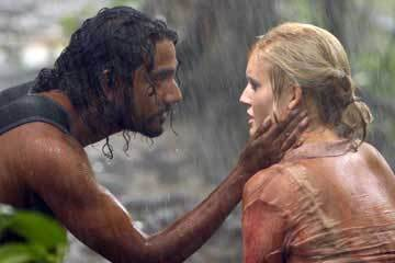 Did Sayid ever believe that Shannon saw Walt?