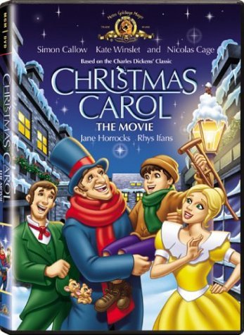 """In """"Christmas Carol: The Movie"""" who did she voiced ?"""