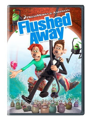 "In ""	Flushed Away"" who did she voiced ?"
