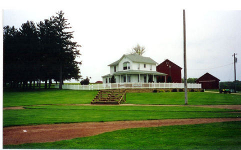 where is the place in field of dreams ?