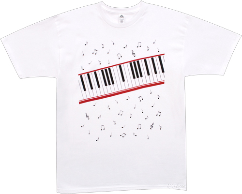 In which short movie does Michael wear this t-shirt?