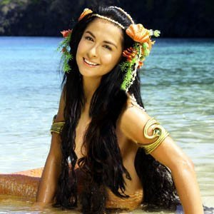 What was Marian's first choice to play(after Marimar) among these four roles?