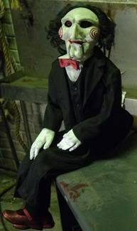 What is the name of the puppet?