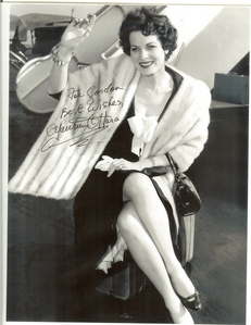 Maureen O'Hara was the first woman to serve as president of ____________?