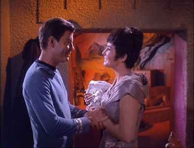 What fruit did Nancy use as a nickname for McCoy in the old days?