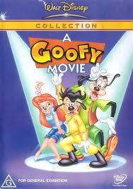 """FILL IN THE BLANK: In """"The Goofy Movie"""" Max and Goofy are going to go ______"""