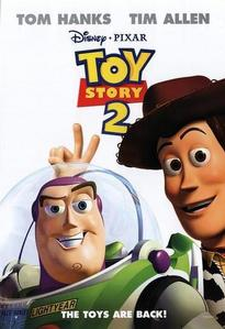 """In """"Toy Story 2"""" Woody meets who first?"""