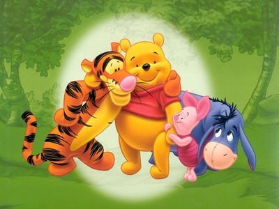 T?F The name of the Winnie the Pooh ride in Walt disney World is named The Adventures of Winnie the Pooh?