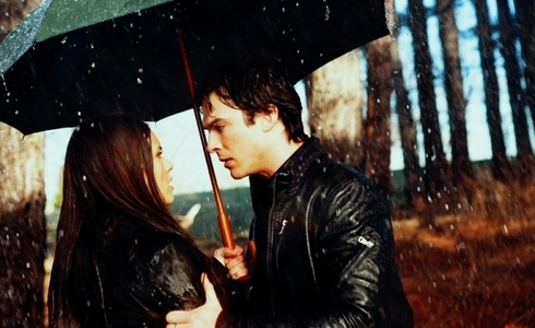 Which episode? Elena: I saved your life. Damon: I know. Elena: And don't anda forget it.