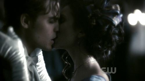 Which episode? Stefan: Why are you back in town?