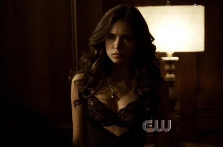 Which episode? Stefan: They were your friends, they were your family and you sold them out. Katherine: Without blinking.