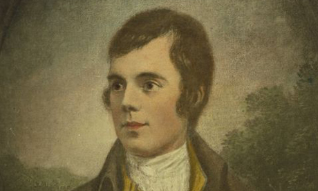 The Famous Poet Robert Burns was born in Scotland do you know what part ?