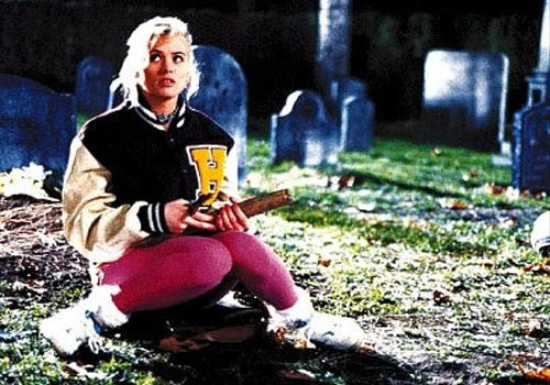 Who played Buffy? (I know super easy ones here, lol)