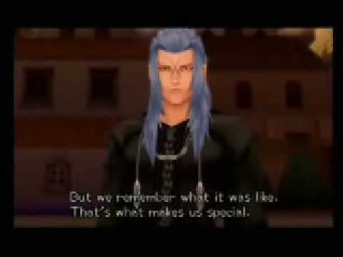 What does sora want from saix?