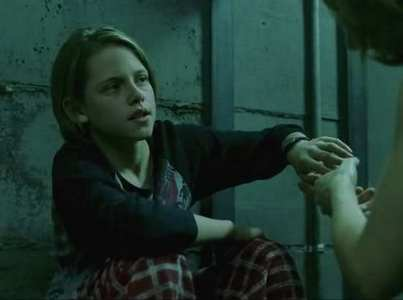 Before Kristen Stewart stepped in to play Sarah in 'Panic Room' who was originally cast?