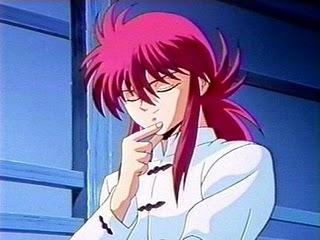What was Kurama's name originally in the Philippines dub?