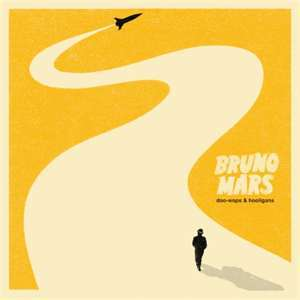 How many songs are on his album Doo -Wops & Hooligans?