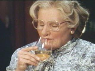 In Mrs.Doubtfire how many children has he got ?