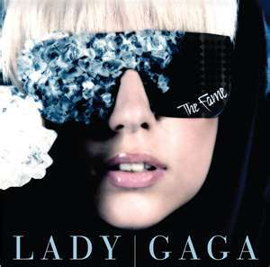 How many songs are on her album 'The Fame'?