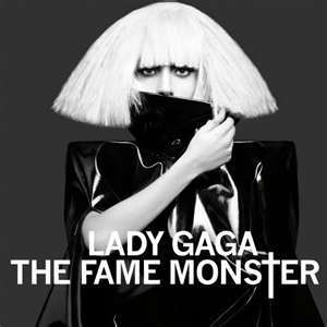 How many songs are on her album 'The Fame Monster'?