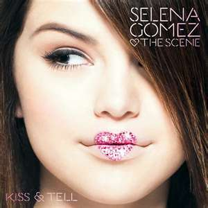 How many songs are on her album 'Kiss&Tell'?