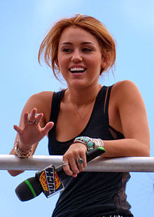 Which of this cine has Miley NOT played in?