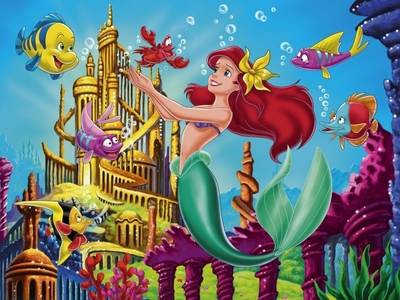 What is the name of the city Ariel lived in ?