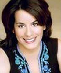 Which character was voiced by this woman?