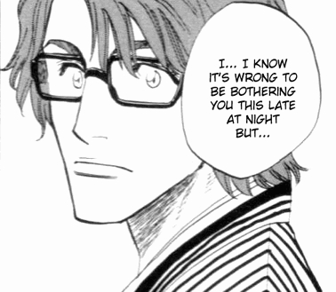 Why Is Aizen Making This Face?
