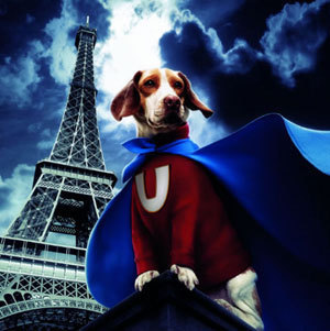 """In the movie """"Underdog"""", what is the name of our K9 hero?"""