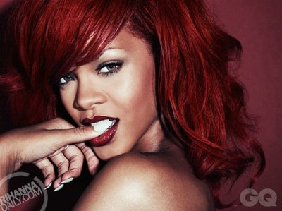 Where was Rihanna born?