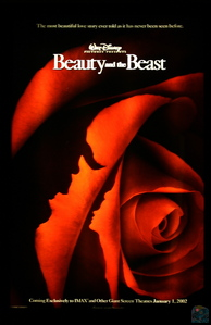 What 年 was Beauty and the Beast relased for the first time?