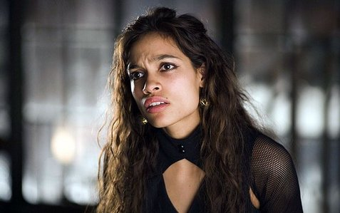 What was Rosario's character called in Rent?