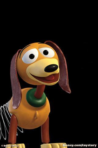 "who was the voice of Slinky Dog in the first and second movies of the ""Toy Story"" saga?"