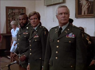 The A-Team was accused of killing Colonel Morrison after they were ordered by him to rob the Bank of Hanoi to help bring the war to an end. Who killed him?