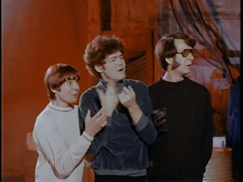 Micky Dolenz wrote & directed The Frodis Caper which is also called mijacogeo.  For Mijacogeo what names did Micky combine to come up with this title?