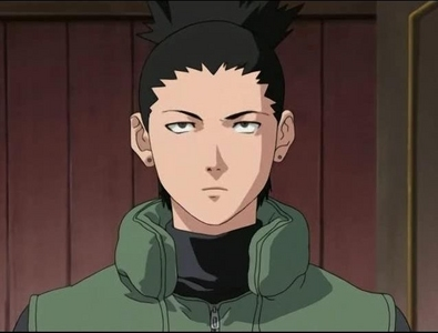 True au False: According to Asuma Sarutobi, Shikamaru has the ability to become Hokage.