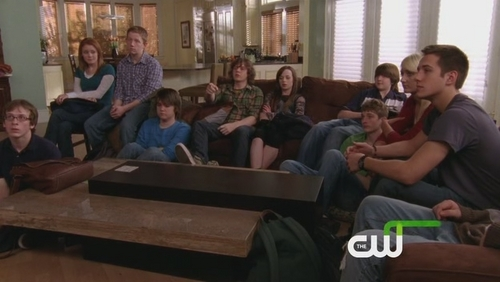 In episode 6x19, what book did the students want Haley to teach them in?