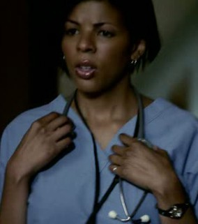 who plays nurse haynes ?