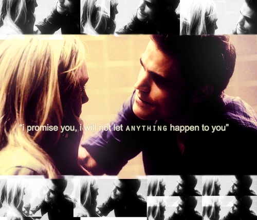 Caroline: Why did Katherine do this to me? Stefan: I don't know. _________...
