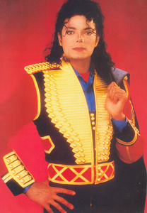 In which Muzik video does Michael wear this jacket?