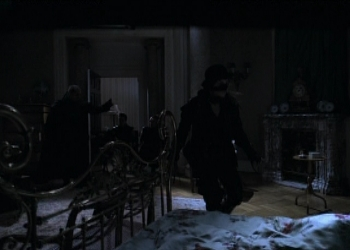 In a deleted scene what does Robin consider stealing from Maria's room?