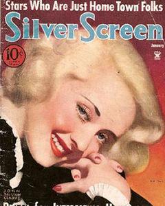 Bette Davis featured in this movie magazine in which বছর ?