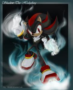Who did skull meet while he was fighting Shadow?