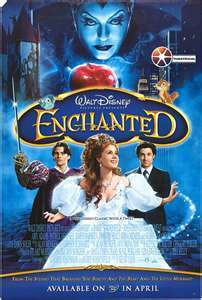 "Which hot Grey's Anatomy actor did Idina work with in the hit movie ""Enchanted?"""