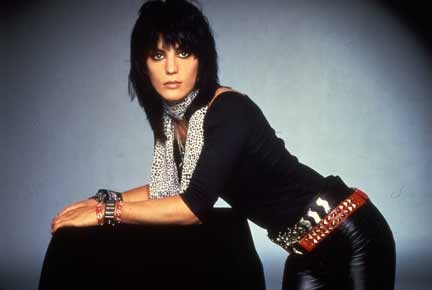 Michael J. Fox did a movie with Joan Jett?  True or False?
