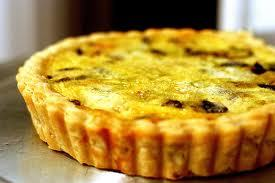 From which French region is the Quiche?