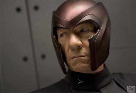 Where was Magneto born?