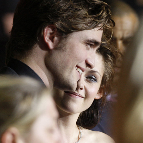 &#34;When Rob and Kristen met...You know, it was legendary.It was game over right there.&#34;. who said it?